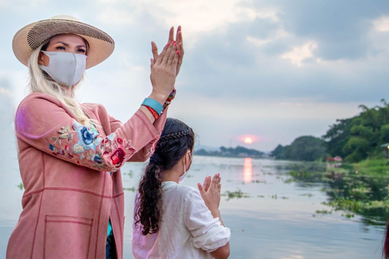 Los Tambores Bicentenarios dejan reflexiones en torno a volver la mirada hacia el río